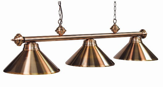 Metal Shades Billiard Light: PR54 AC