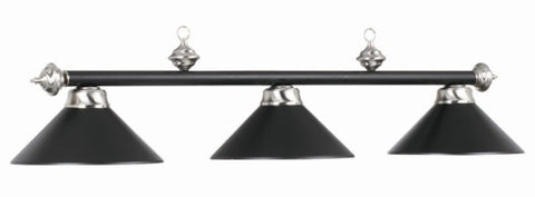Metal Shades Billiard Light: PR54 MB/ST