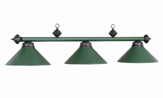 Metal Shades Billiard Light: PR54 MGR