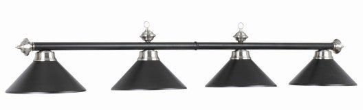 Metal Shades Billiard Light: PR78 MB/ST
