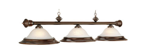 Glass Shades Billiard Light: RG260 CHERRY