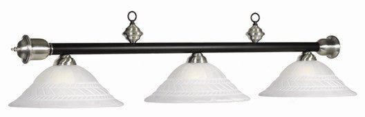 Glass Shades Billiard Light: RG460 MB