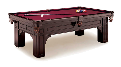 "Olhausen Signature Series ""Remington"" Billiard Table"