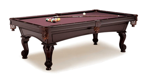 "Olhausen Signature Series ""Santa Ana"" Billiard Table"
