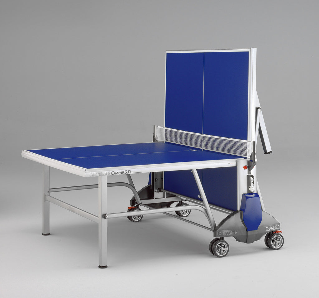 "Kettler ""CHAMP 5.0"" OUTDOOR Table Tennis Table"