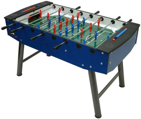 "F.A.S. ""FUN"" Blue Foosball table"
