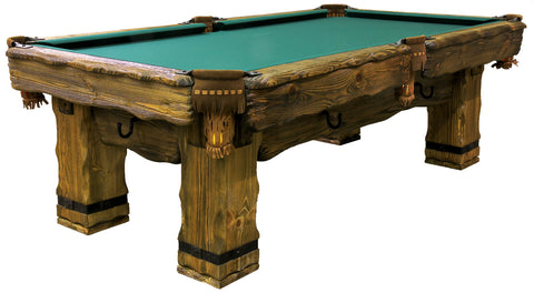 MUSKOKA 8' billiard table