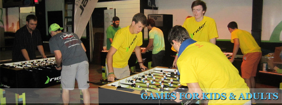 Billiard-Tables.ca: Foosball/Soccer tables. Fabi, FAS, Roberto, Garlando, Tornado, Bonzini