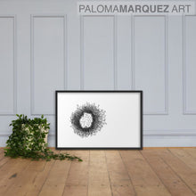 Load image into Gallery viewer, Spacing Ii (Framed) 24×36 Prints