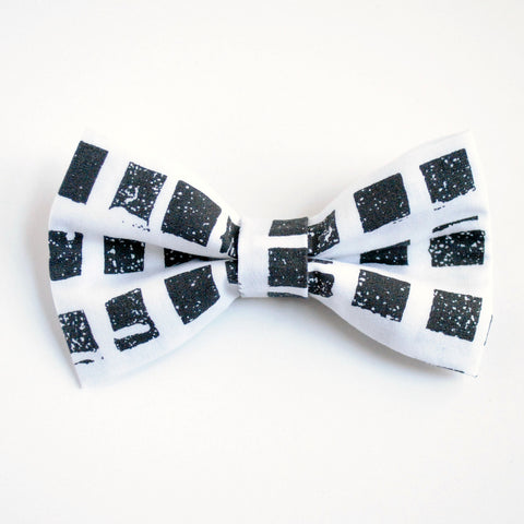 Infant & Kid Bow Tie - Squares