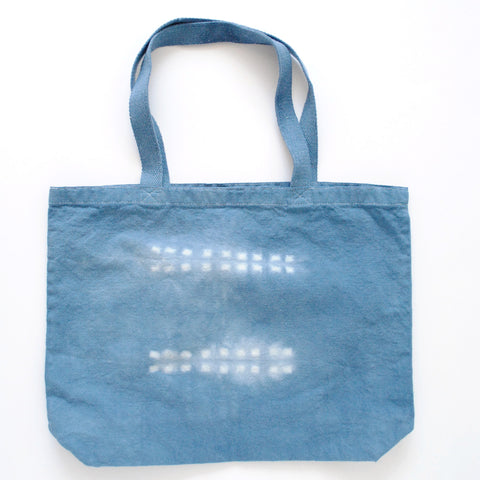 Hand-dyed Tote Bag 4