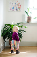 Load image into Gallery viewer, Lilla Barn Clothing Gender Neutral Baby Rainbow Ninja Pants