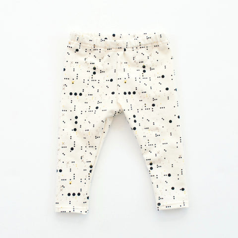 Infant & Toddler Leggings - Satellite