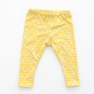 Infant & Toddler Leggings - Peaks and Valleys