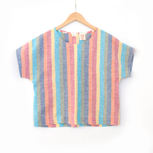 Special Edition Grown-up Rainbow Top