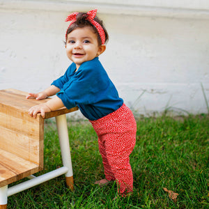 Baby & Toddler Leggings - Berry Good