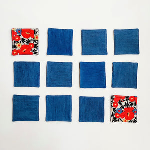 Lilla Barn Clothing Re-usable Fabric Matching Game 3