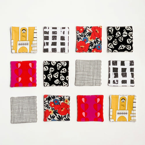 Lilla Barn Clothing Re-usable Fabric Matching Game 9