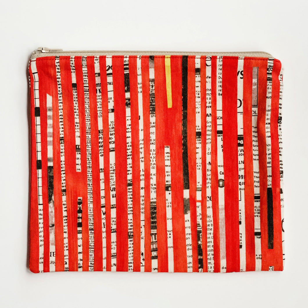 Zipper Pouch - Love Notes