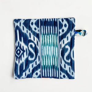 Pot Holder - Cerulean