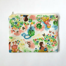 Load image into Gallery viewer, Zipper Pouch - Vintage Kids