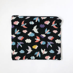 Zipper Pouch - Birdies