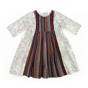 Toddler & Kid Dress - Rolling Hills
