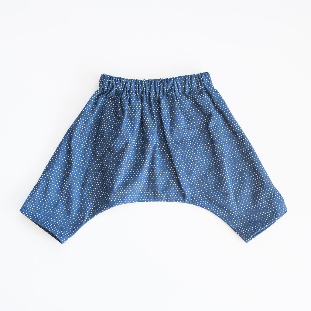 Infant & Toddler Ninja Pants - Nordic Hearts