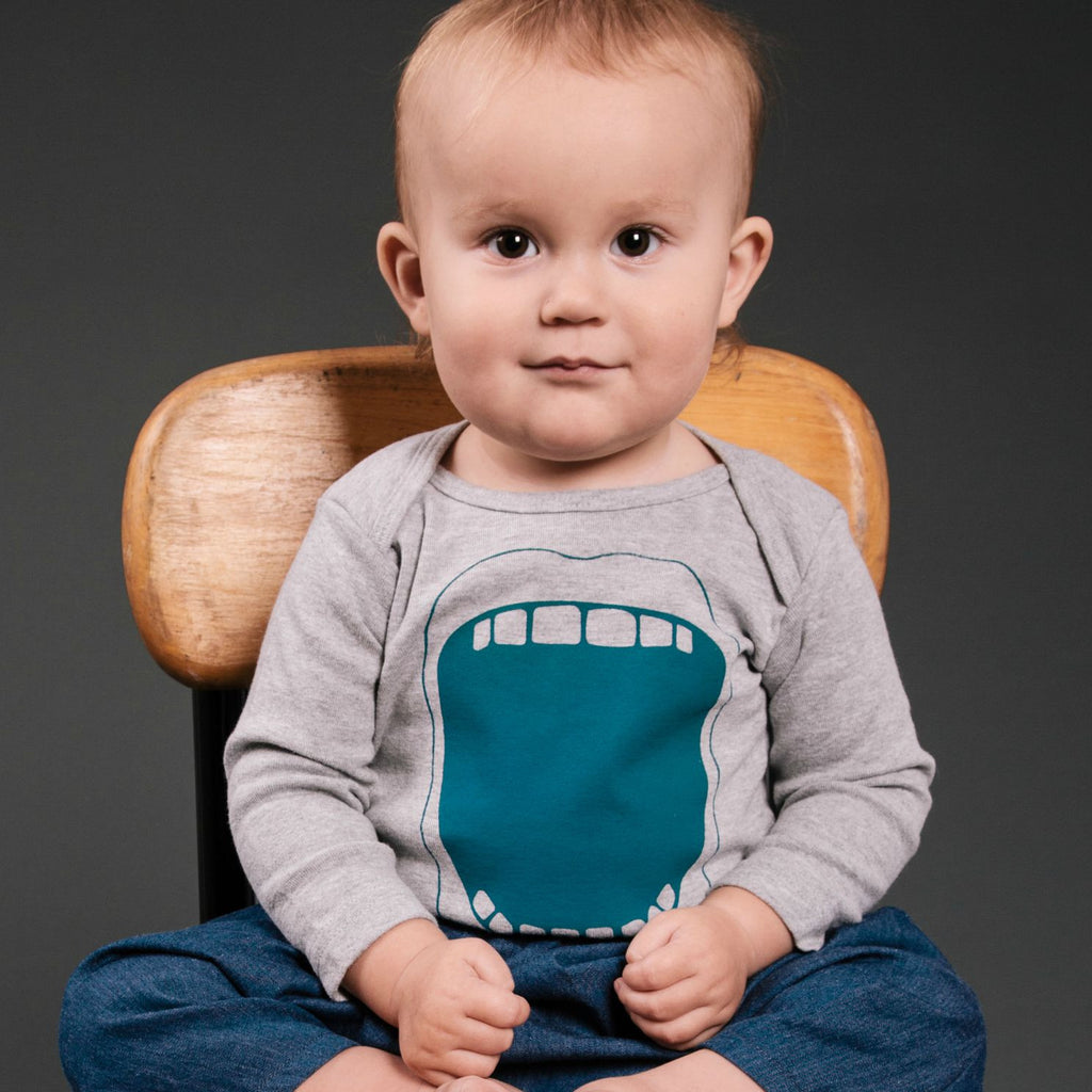 Infant & Child T-shirt - Mouth