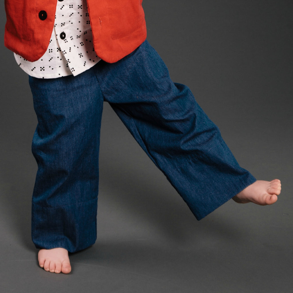 Toddler Pants - Denim