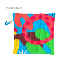 Load image into Gallery viewer, Ponnopozz Playground Pot Holders
