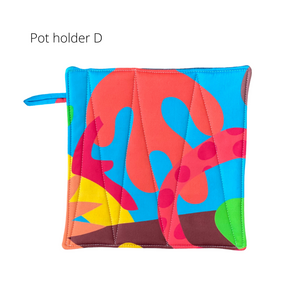 Ponnopozz Playground Pot Holders