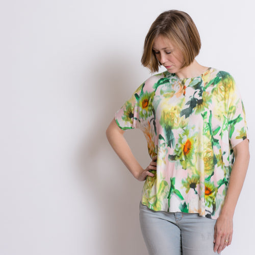 Second hand - Women's Top - Summer Floral