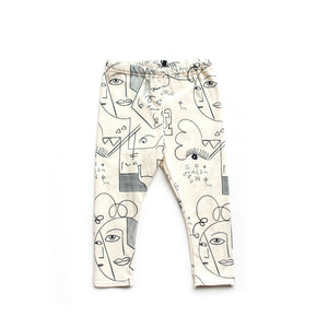 Baby & Toddler Leggings - Art