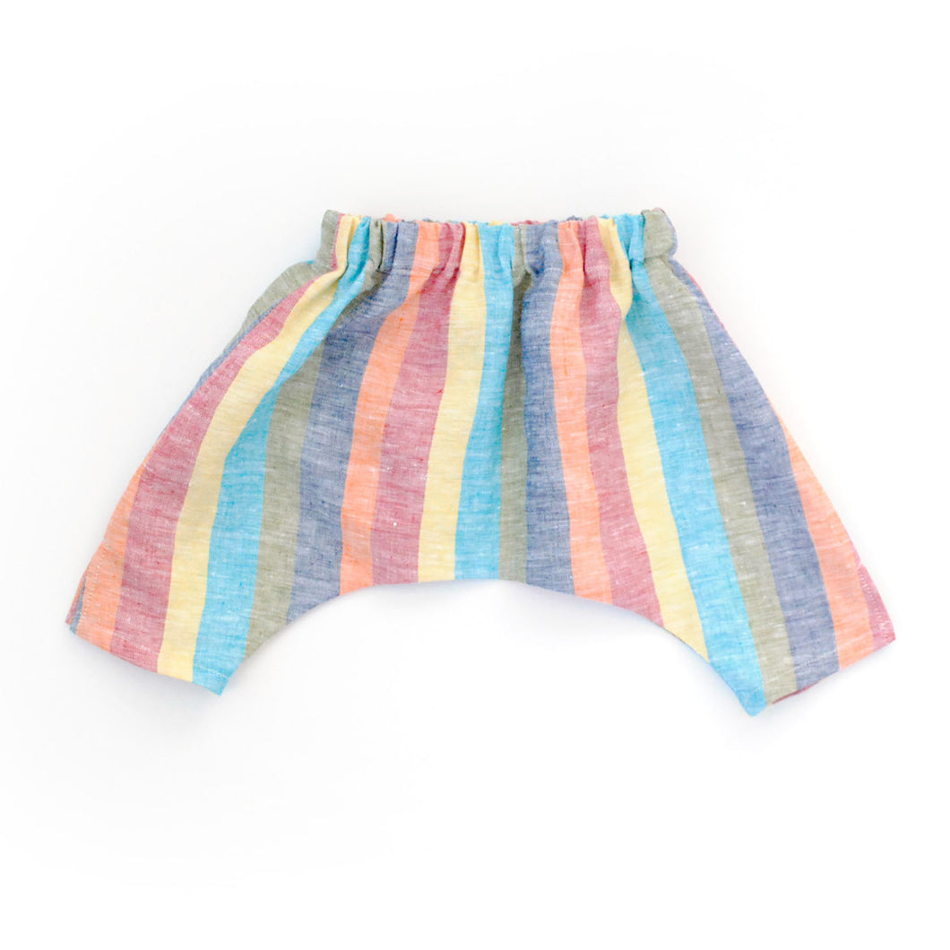 Lilla Barn Clothing Gender Neutral Baby Rainbow Ninja Pants