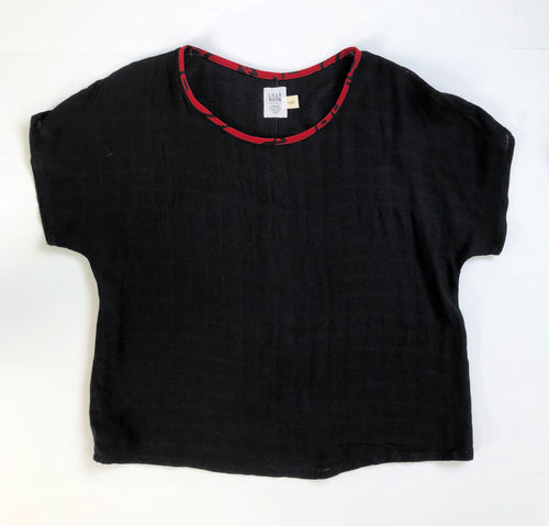 Women's Top - Bamboo tee size small
