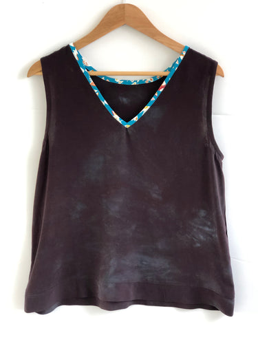 Grown-up - Black tank size medium-ish