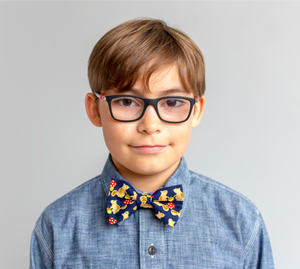 Baby & Kid Bow Tie -  Squirrelly