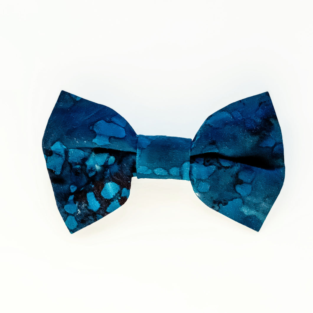 Baby & Kid Bow Tie -  Deep Sea