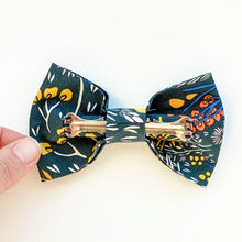 Load image into Gallery viewer, Baby & Kid Bow Tie - Flora