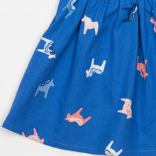 Load image into Gallery viewer, Toddler Skirt - Dala Horse