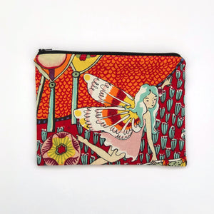 fairy-fabric-zipper-pouch