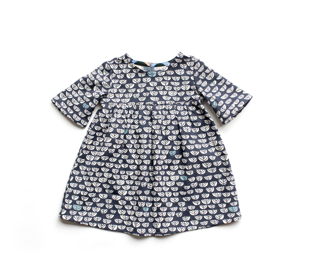 Baby & Toddler Dress - Garden Walk
