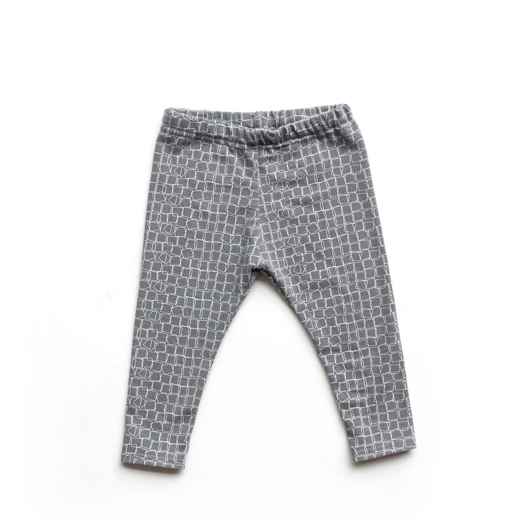 Baby & Toddler Leggings - Gray