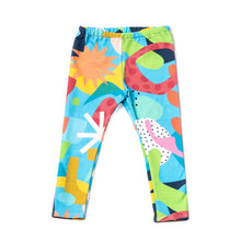 Load image into Gallery viewer, Lilla Barn x Ponnopozz - Playground Baby & Kid Leggings