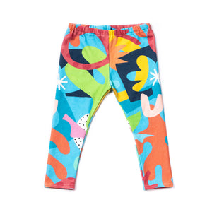 Lilla Barn x Ponnopozz - Playground Baby & Kid Leggings