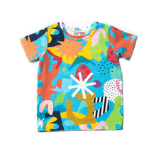Load image into Gallery viewer, Lilla Barn x Ponnopozz - Playground Baby & Kid T-Shirt