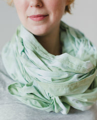 Women's Scarf - Green