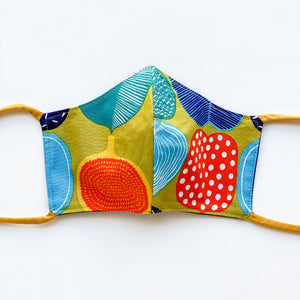 Fitted Face Mask - Finnish Fruit