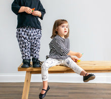 Load image into Gallery viewer, Baby & Toddler Ninja Pants - Mid-century Modern